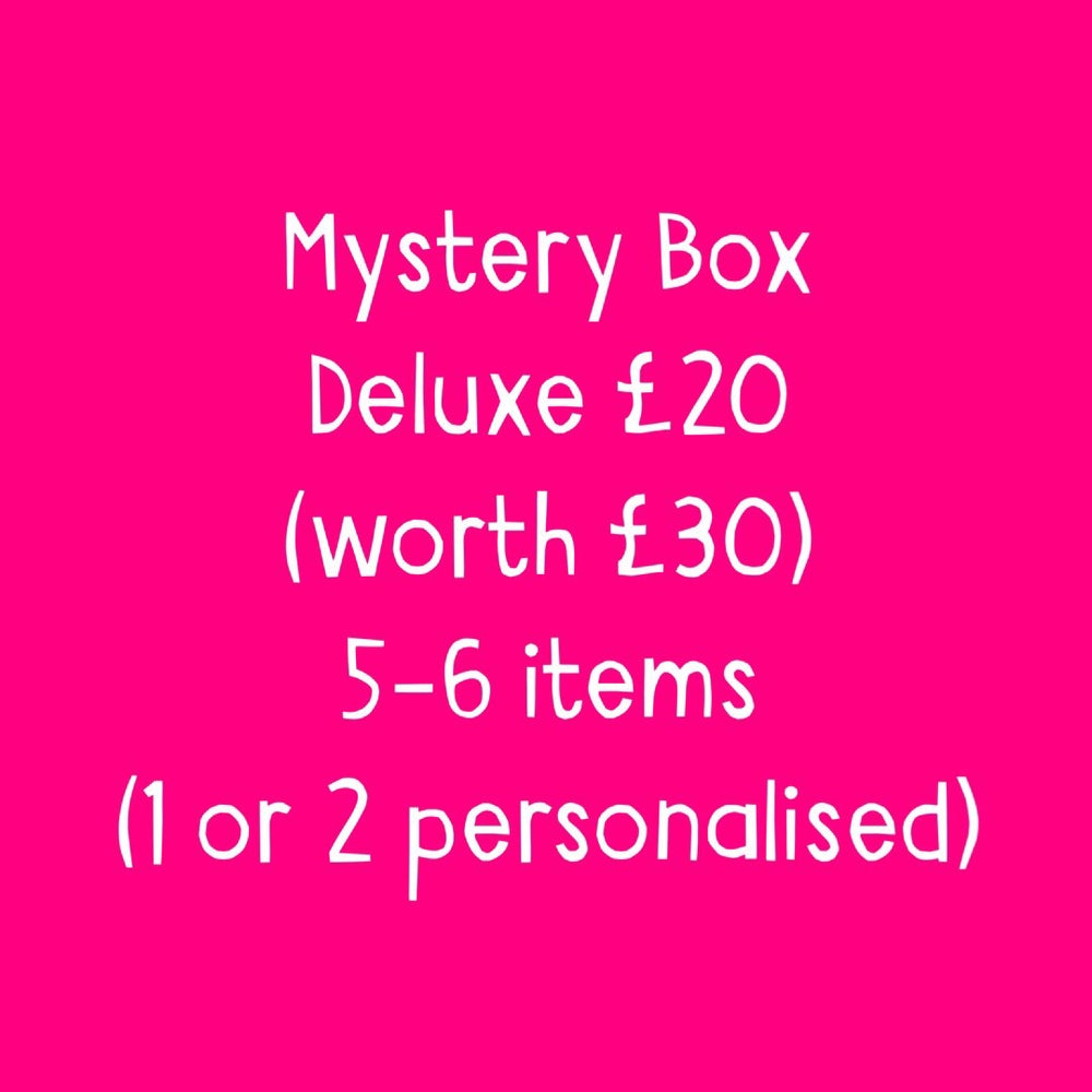 Image of Mystery Box (4 options)