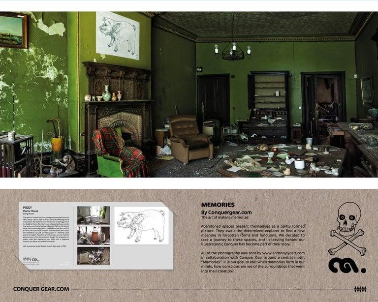 Piggy - Living Room