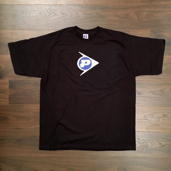 Image of Punlop Tee - Black