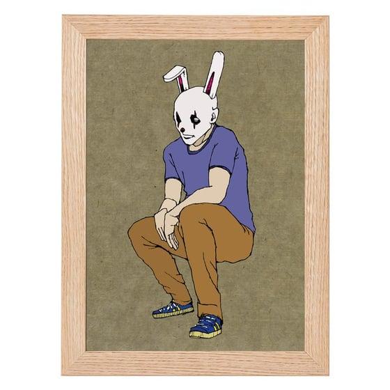 Image of Bunny Print