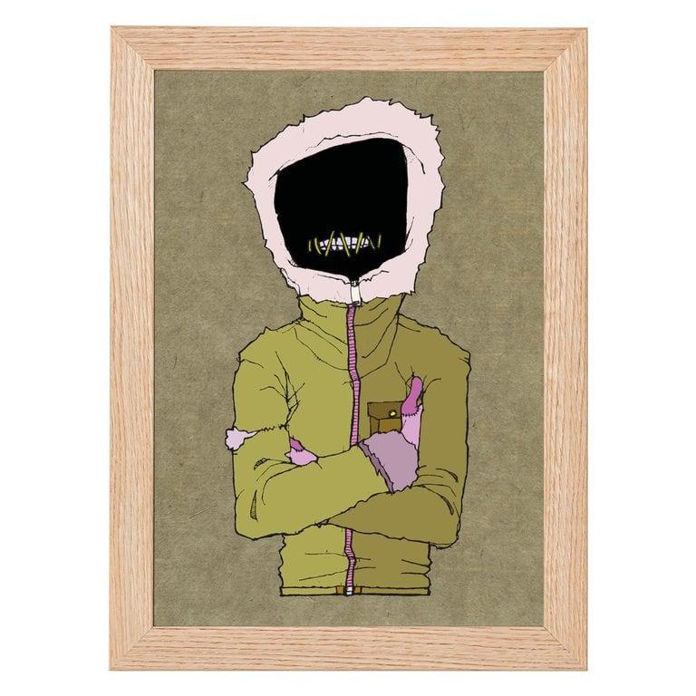 Image of Hoodie Print