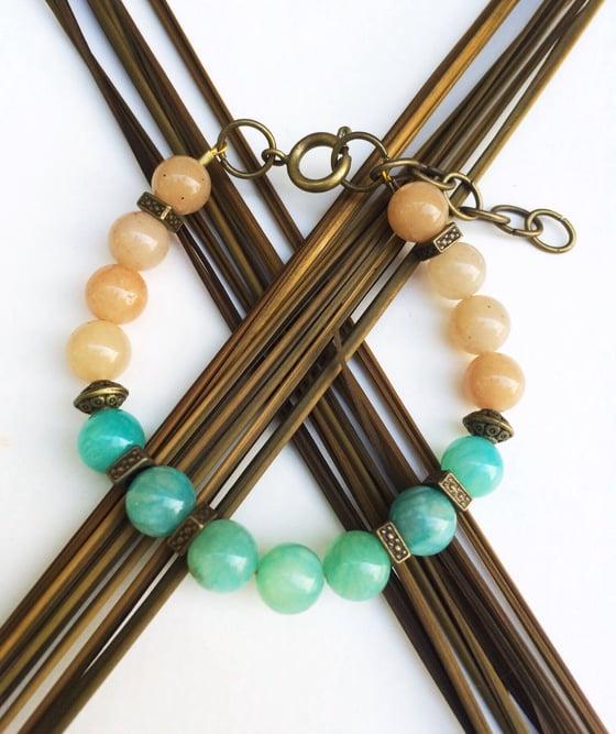 Image of Sherbet Jade Bracelet