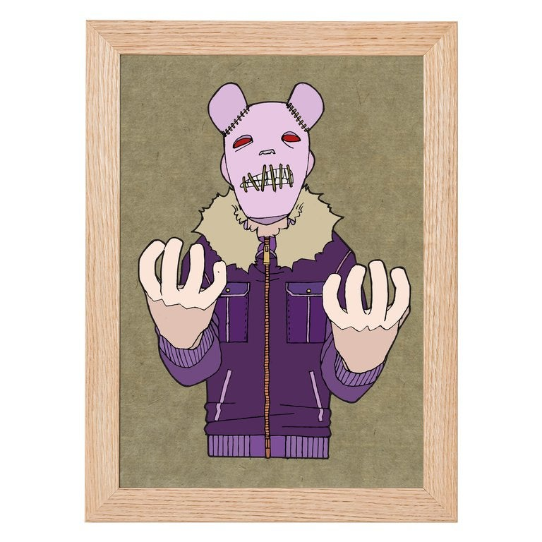 Masky Print