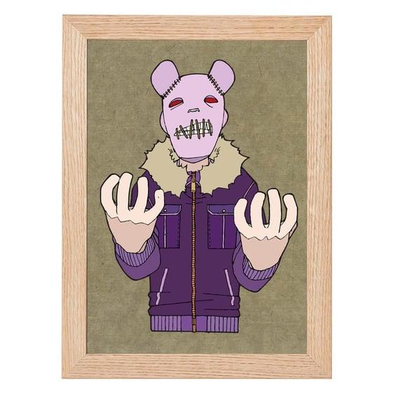 Image of Masky Print