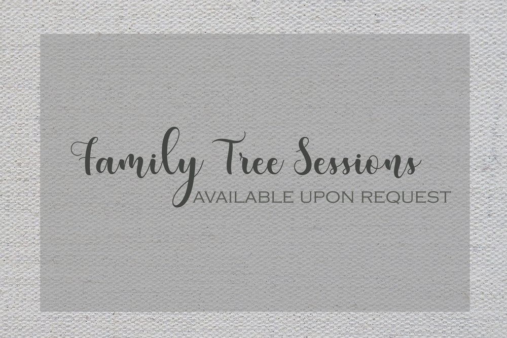Image of FAMILY TREE SESSIONS