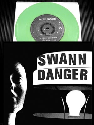 "Image of SWANN DANGER - ""Staccato"" 7"" EP"