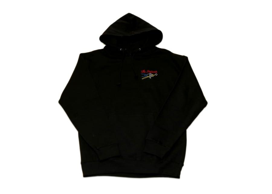Image of Palisade Bar Hoodie (Black)