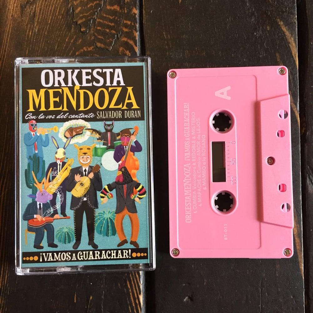 Orkesta Mendoza - Vamos A Guarachar! (cassette)