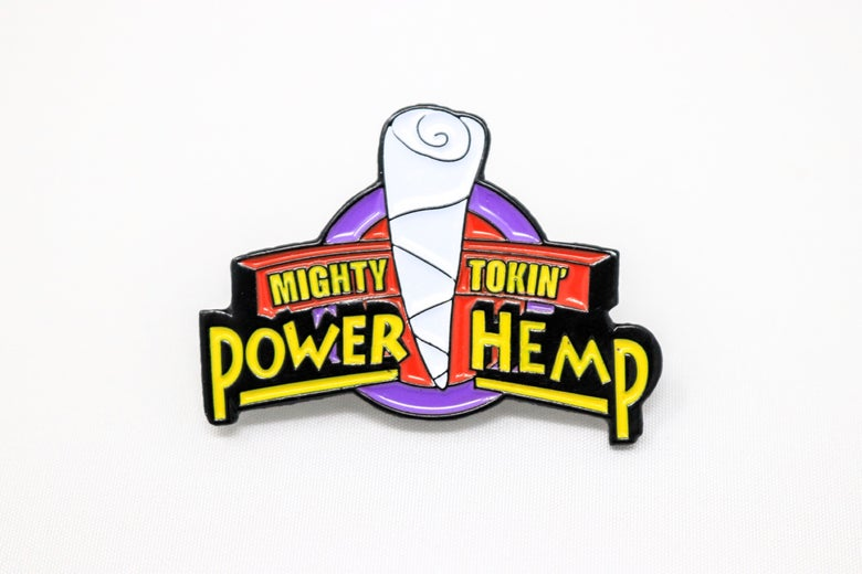 Image of Mighty Tokin' Power Hemp
