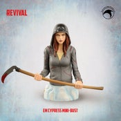 Image of Revival: *SIGNED* Limited Edition Em Cypress statue! - Free U.S. Shipping!