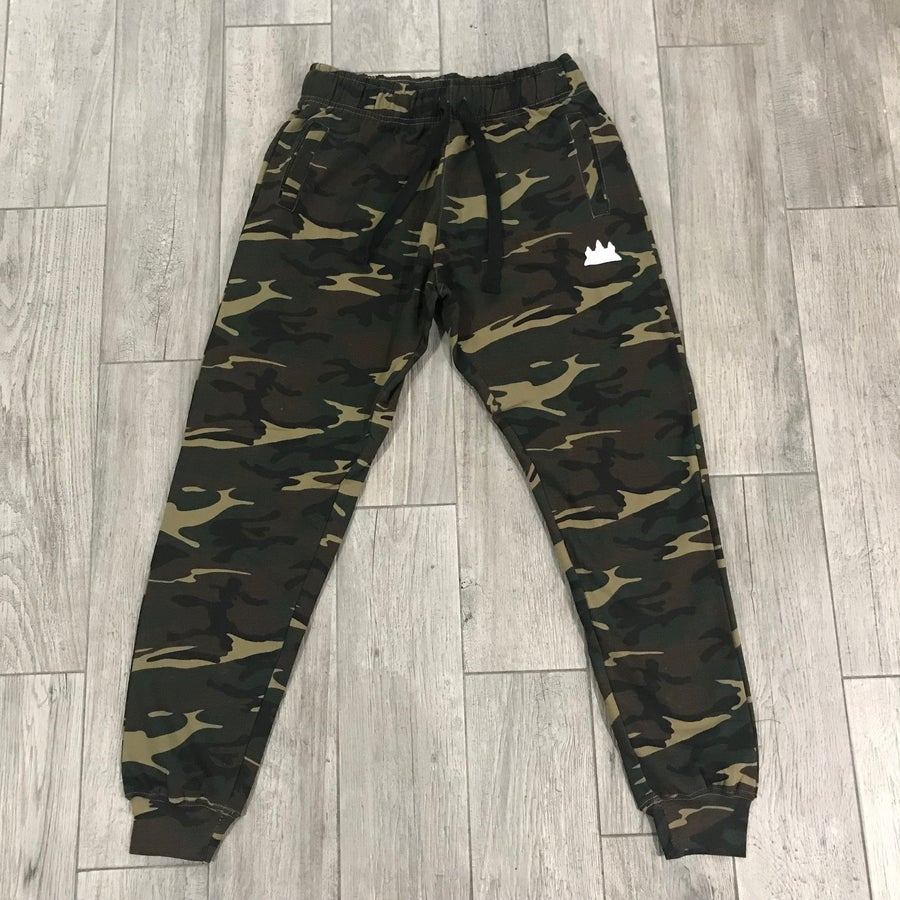 Image of Camo Jogger