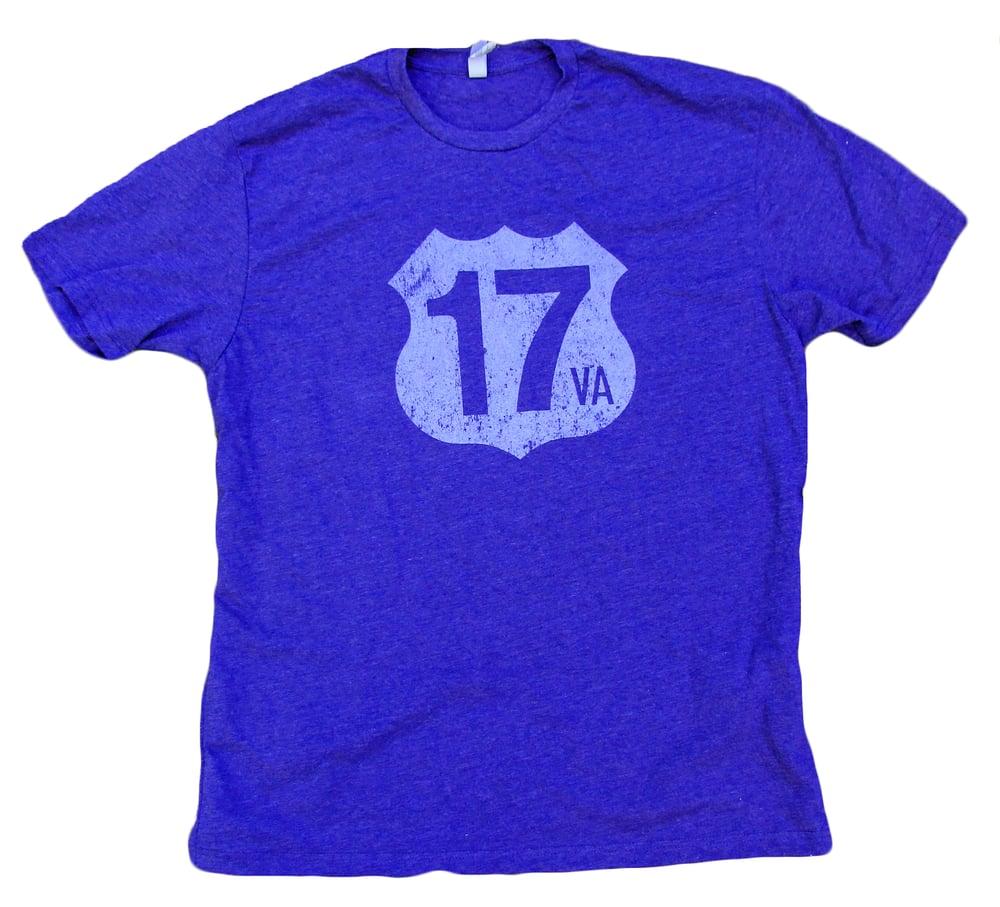 Image of Highway 17 Logo - Indigo