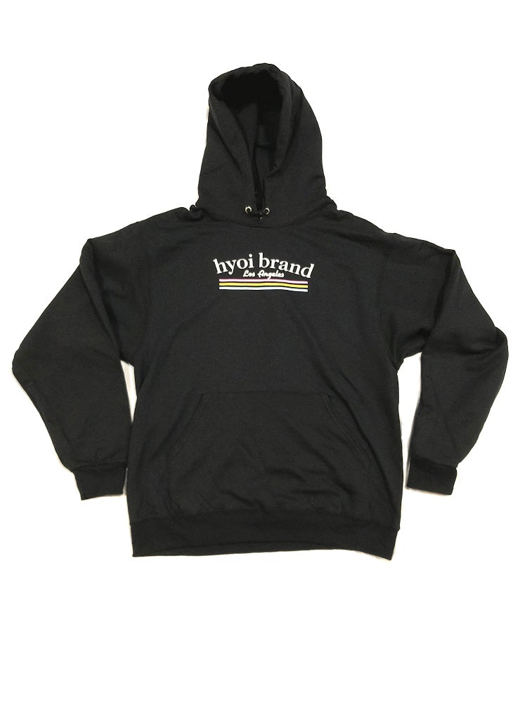 "Image of Black ""Roots"" Hoodie"