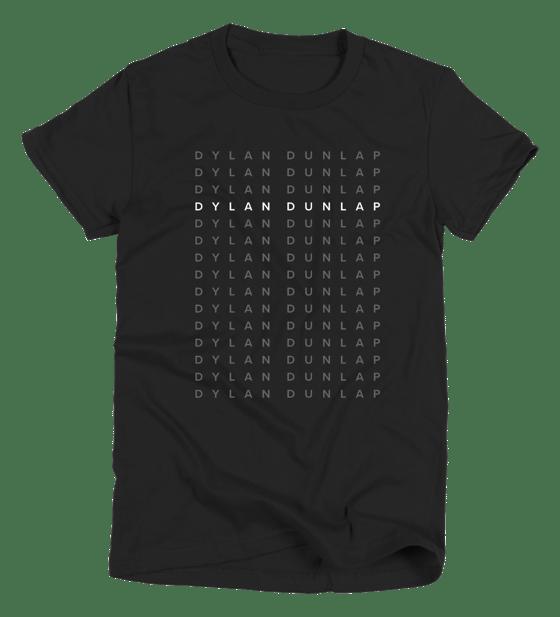 Image of Dylan Dunlap Logo Shirt