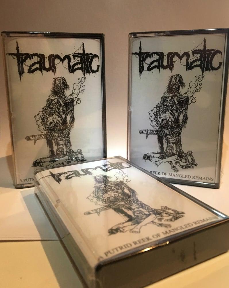 Traumatic Swe A Putrid Reek Of Mangled Remains Cassette