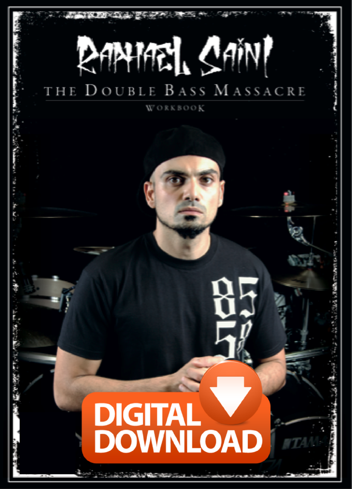 Image of THE DOUBLE BASS MASSACRE - Nuova Edizione - DIGITAL DOWNLOAD - PDF