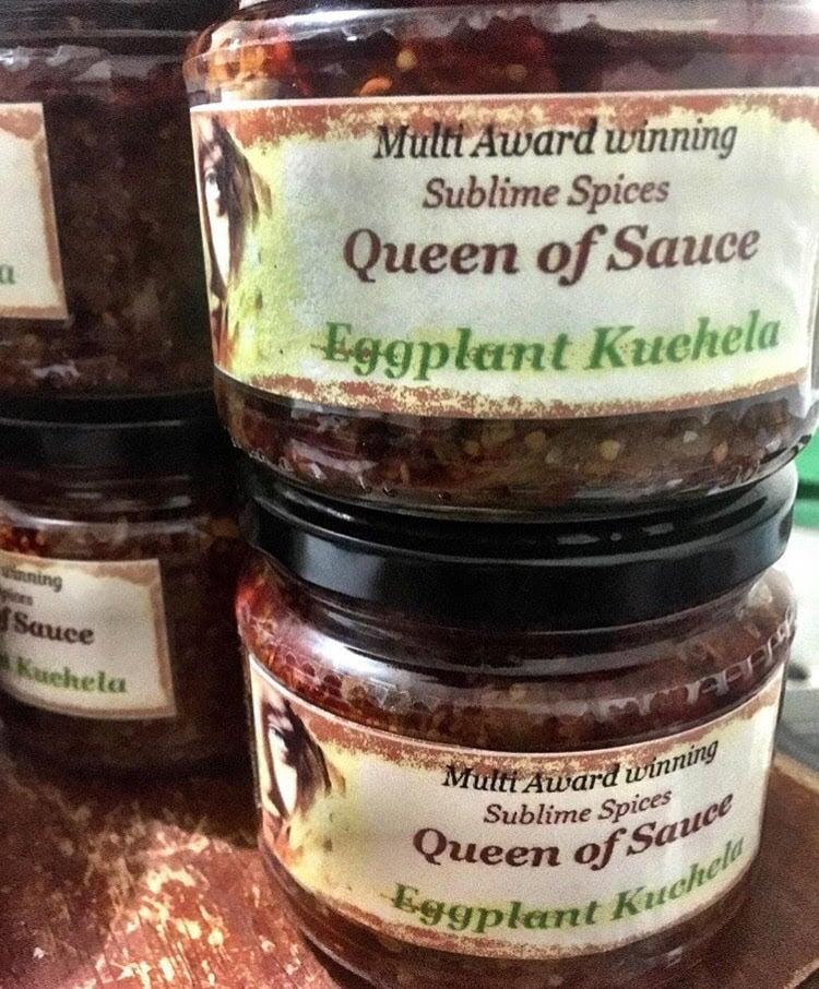Image of Eggplant Kuchela Kasundi