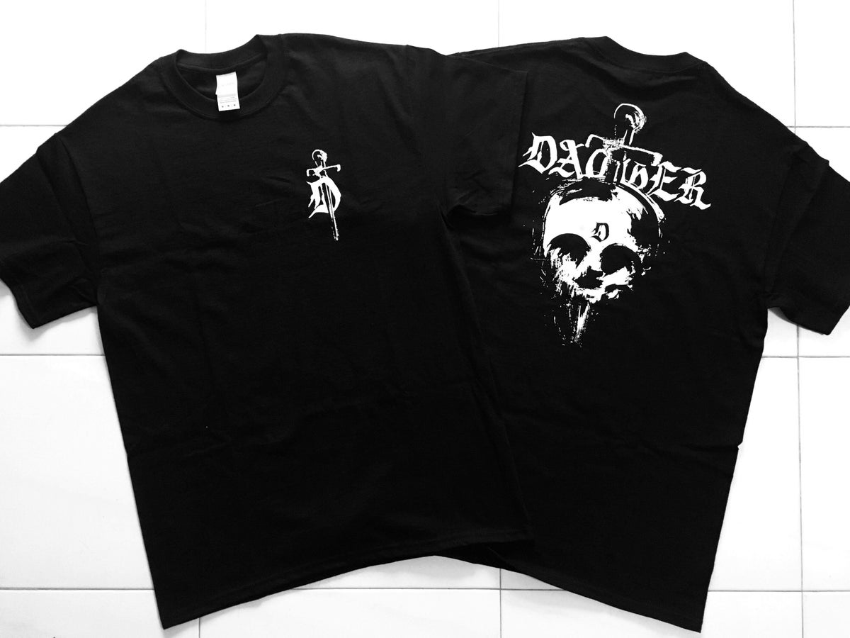 Image of Dagger Logo - T-Shirt, Black