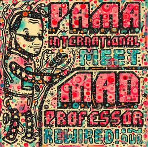 Image of Pama Intl vs Mad Professor Rewired in Dub [Vinyl – LP]