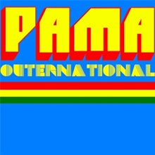 Image of Pama International Outernational [Vinyl – LP] (Rockers Revolt)