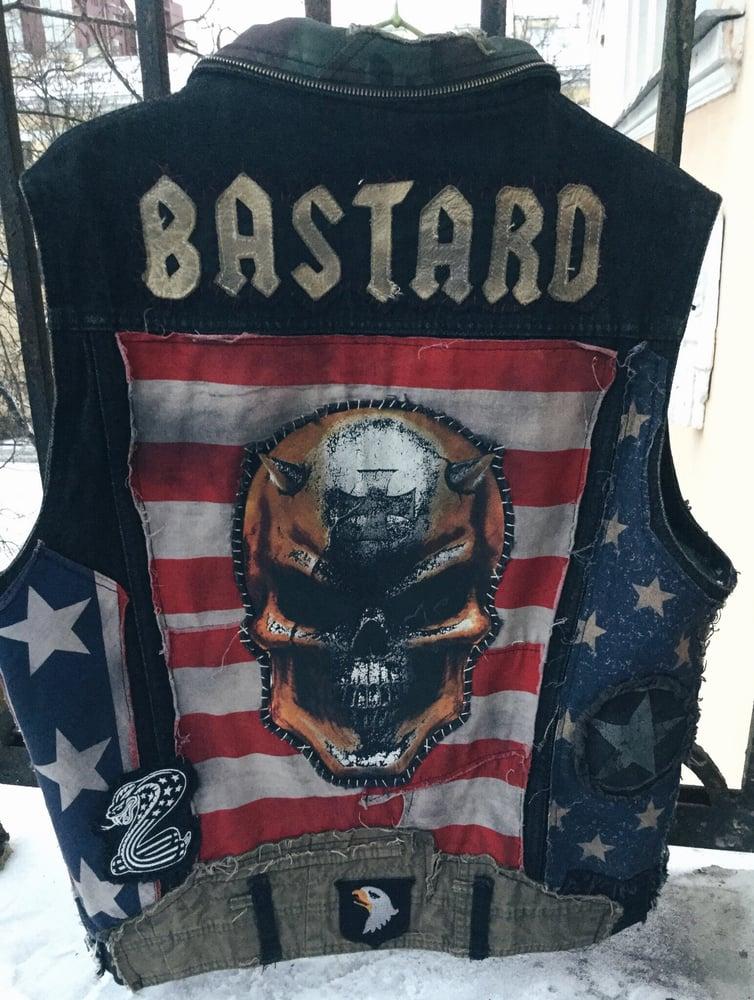 Image of Bastard army vest