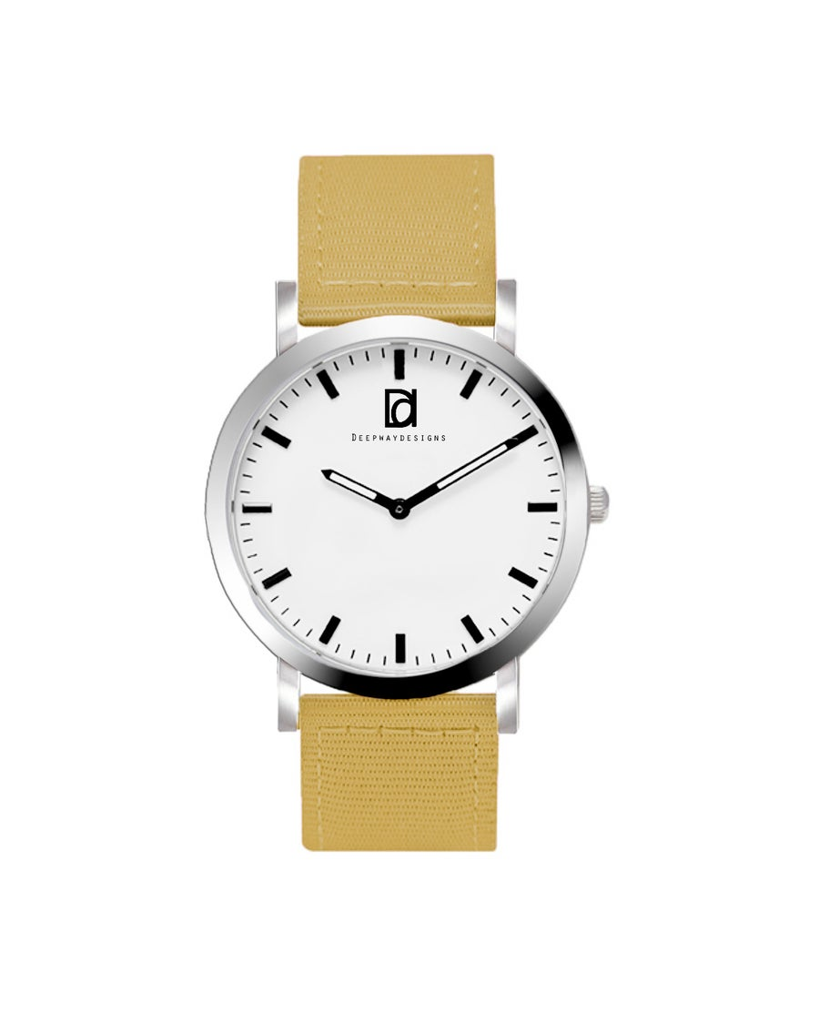Image of Deepway Sft vnlla Strap Watch 37mm.