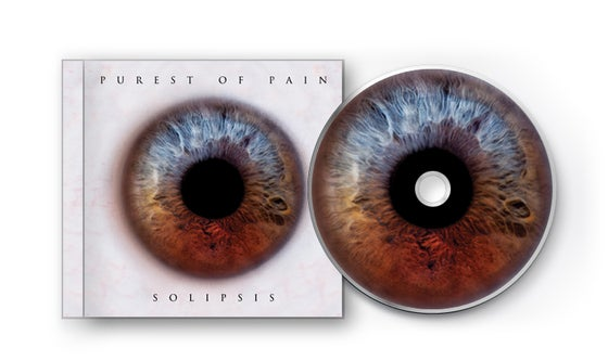 Image of 'Solipsis' CD (Physical)