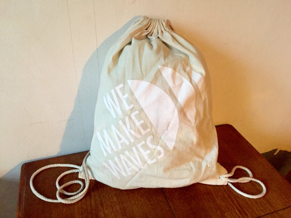 Image of WMW Gym Bag (Natural)