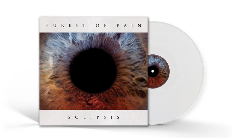 Image of 'Solipsis' Vinyl (Limited Edition)