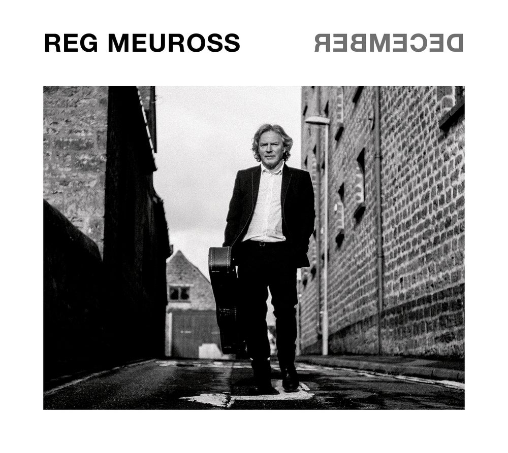 Image of December - Reg Meuross CD/Vinyl