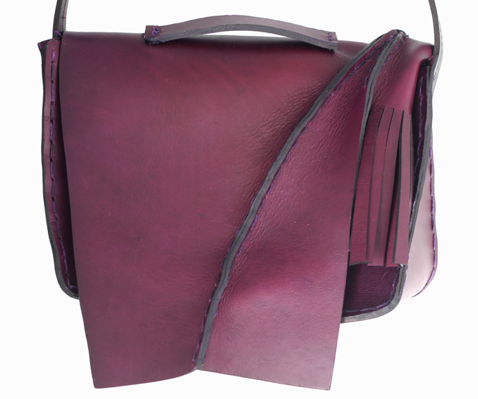 Image of Ojobo shoulder bag - purple