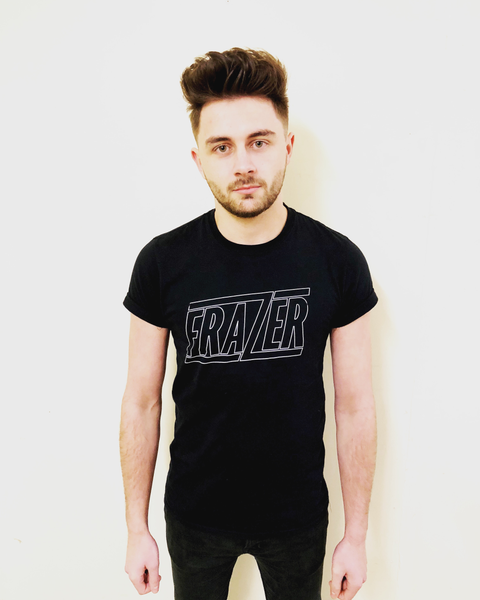 Image of Frazer Logo T-Shirt (Black)