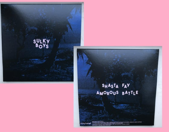 Image of Shasta Fay // Amorous Battle - 7""