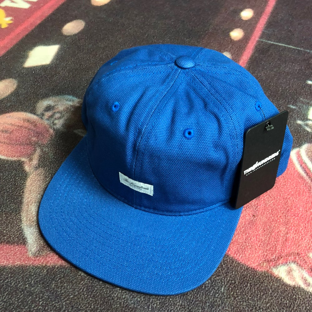 Image of The Hundreds SnapBack - Blue