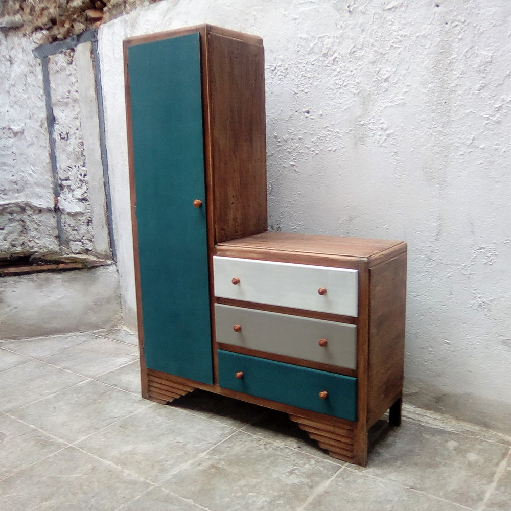 Image of Armoire commode n1