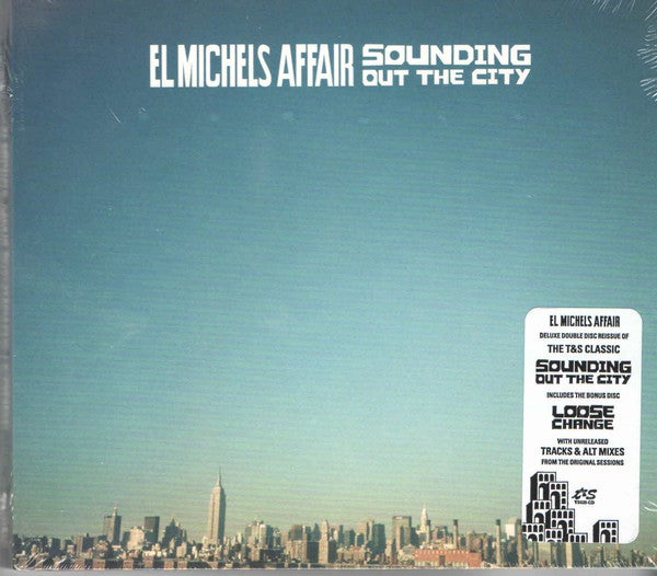 El Michels Affair - Sounding Out The City / Loose Change (2CD)