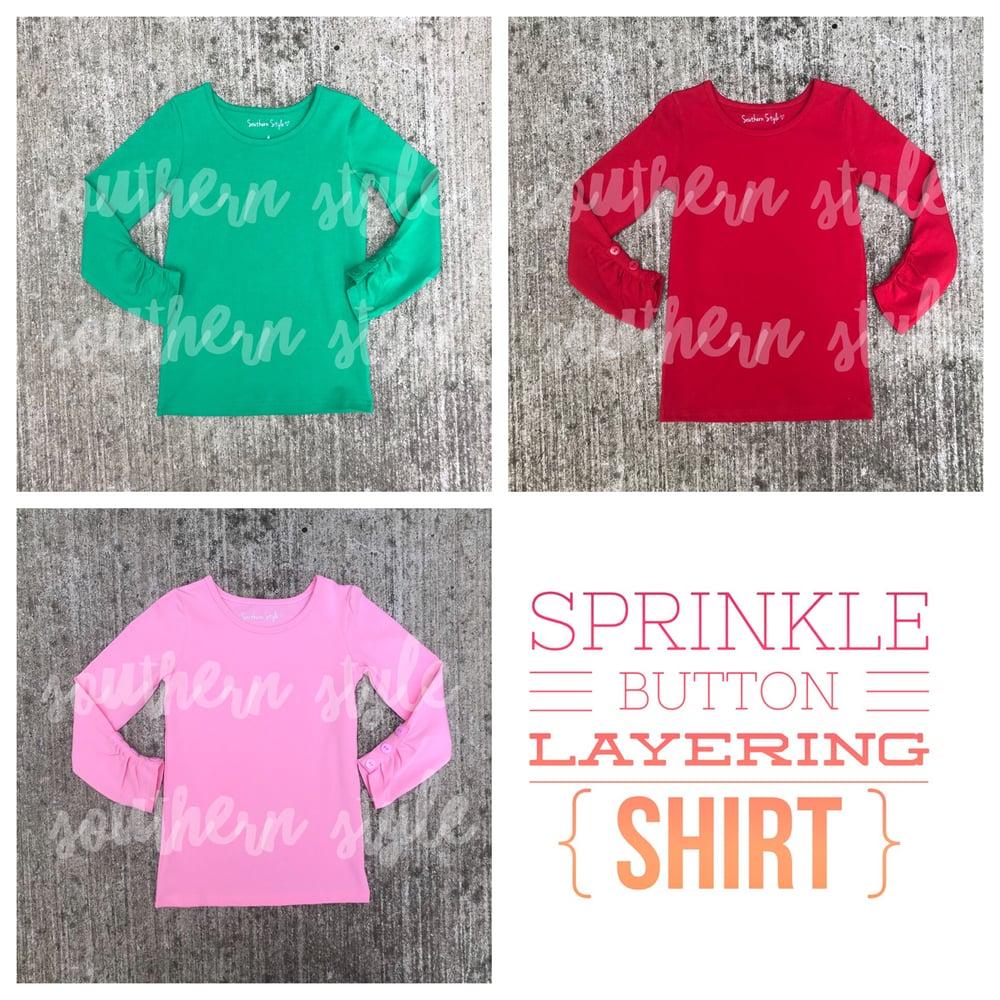 Image of Sprinkle Layering Shirt