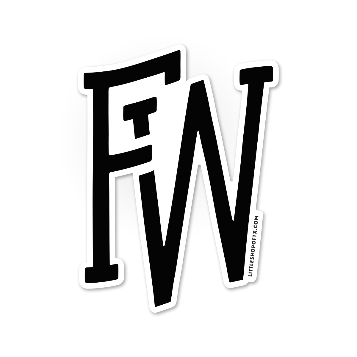 Image of FW Sticker