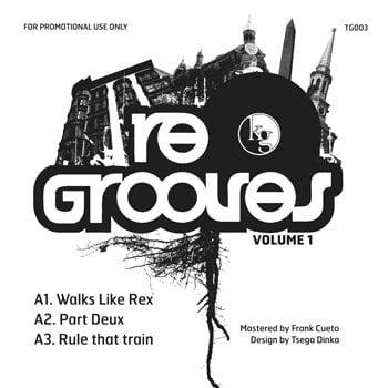 """KidGusto - ReGrooves Vol 1 (12"""")"""
