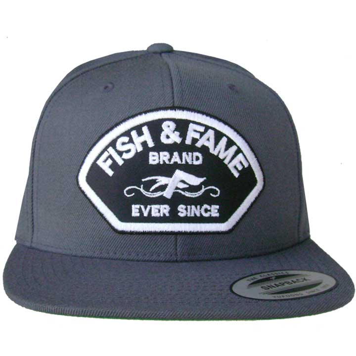 Image of Ever Since Snap Back (dark grey)