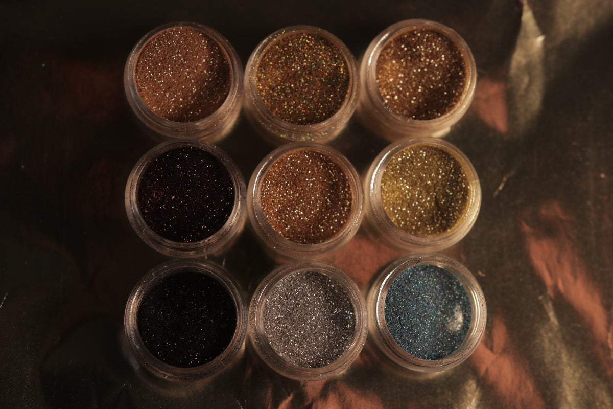 Image of Cosmetic Glitters