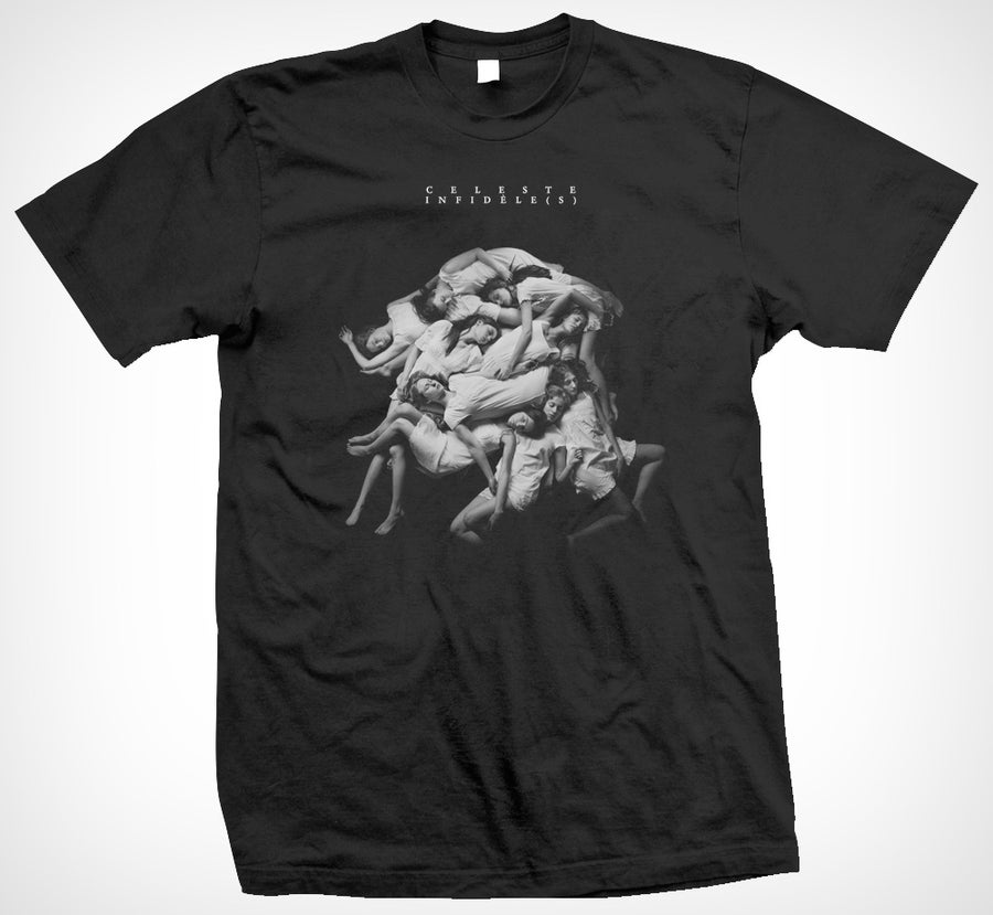 Image of Infidèle(s) backcover T-Shirt!!