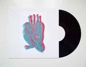 Image of FABIO ORSI / PIER ALFEO (DUBIT) - Split lathe-cut LP [ltd.21 copies]