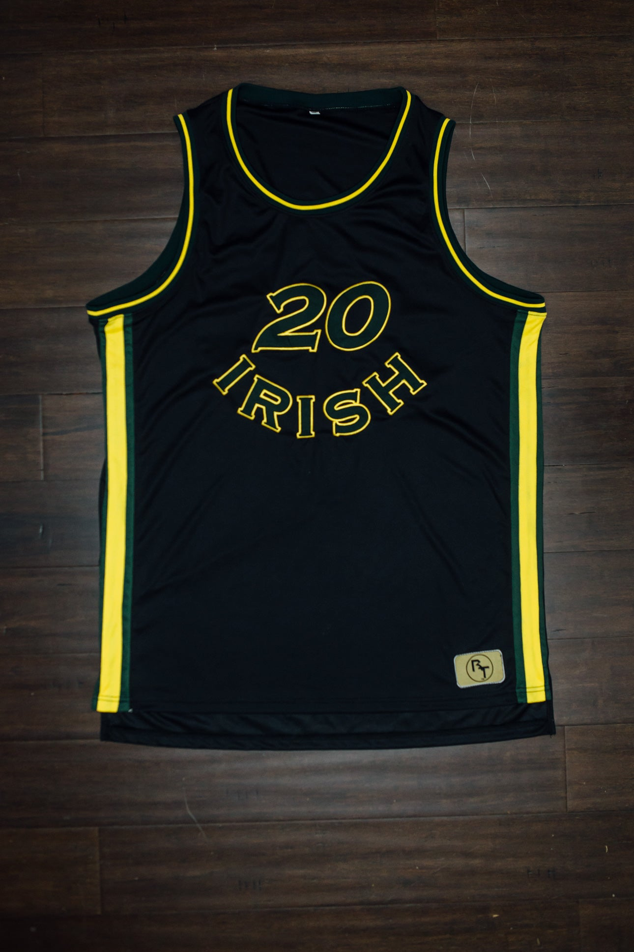 Image of Irish jersey Remastered