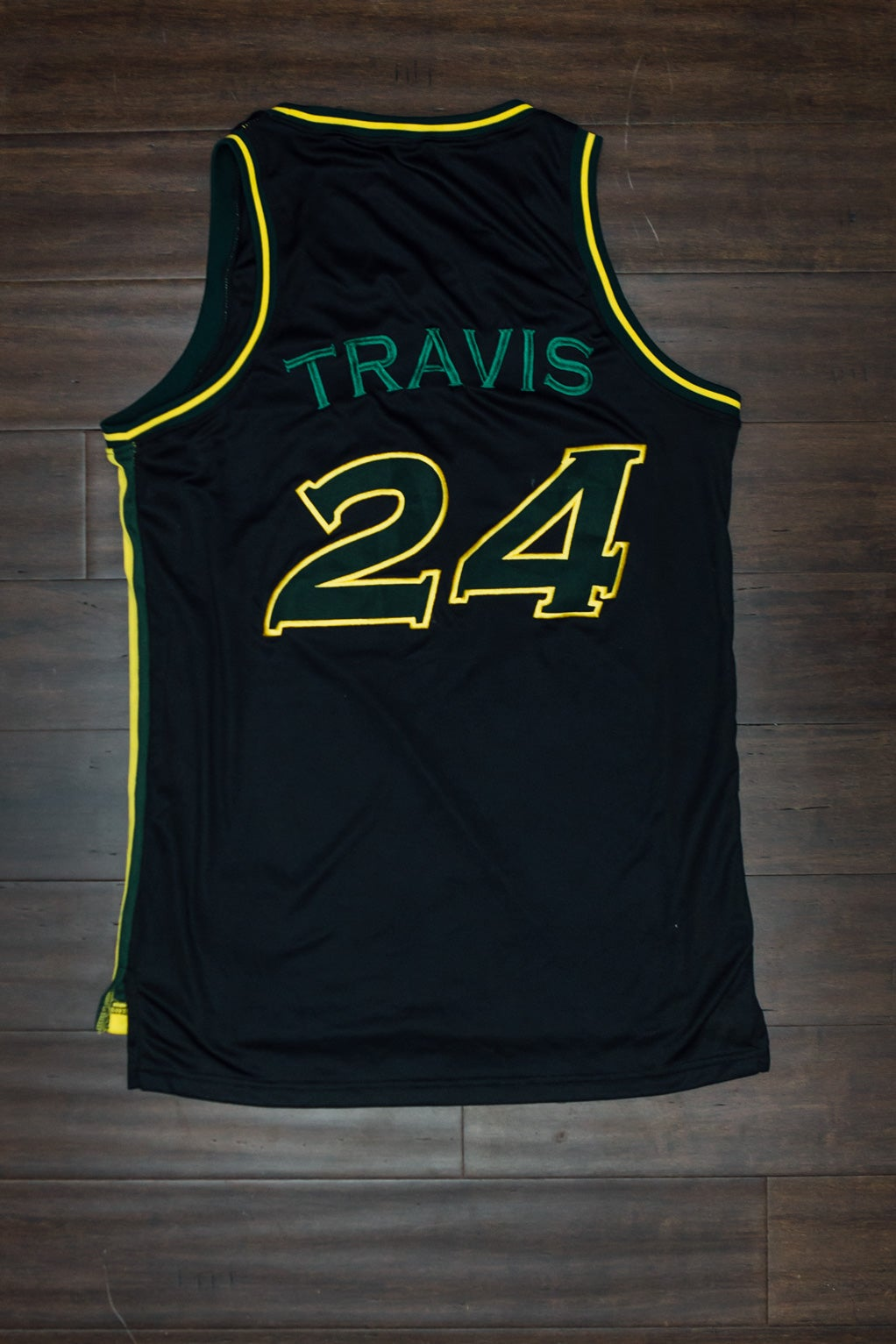 Image of Fab Five Irish jersey remastered