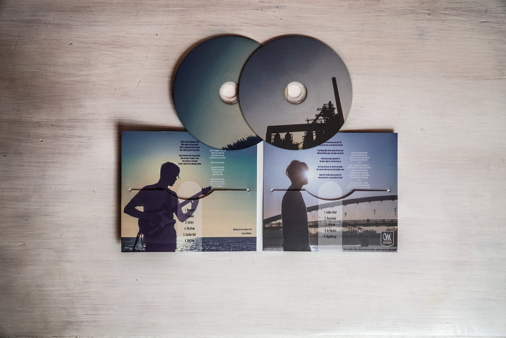 Image of Double CD ecopack of 'Feather Bed' and 'Ladder Head'