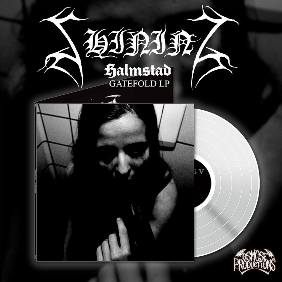 "Image of Shining ""V-Halmstad"" white vinyl"
