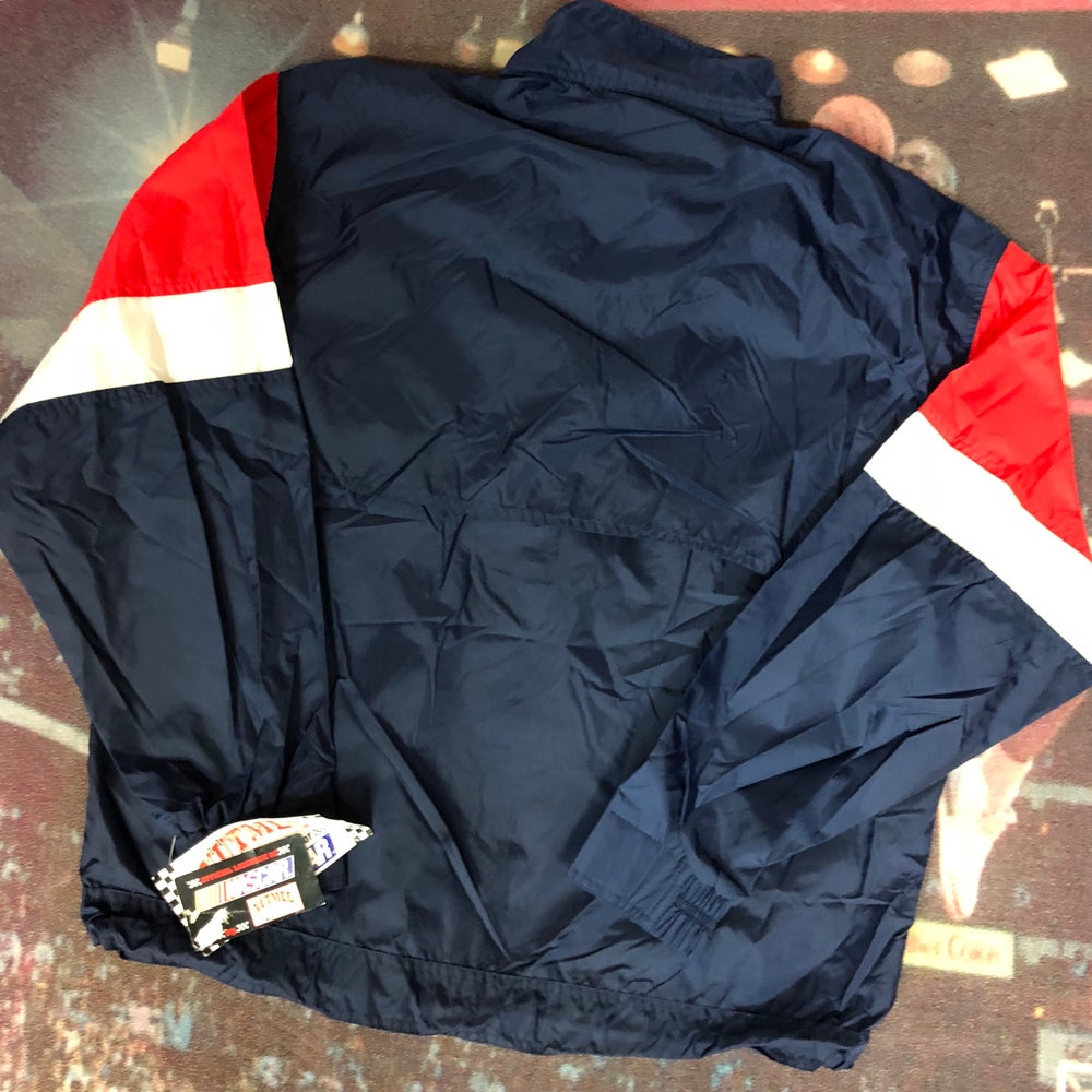 Image of Nutmeg NASCAR Mark Martin Windbreaker - Size Medium