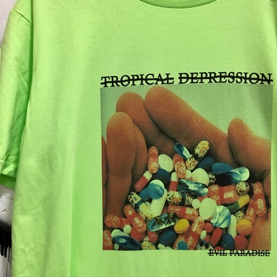 Image of TROPIC PILLS TEE