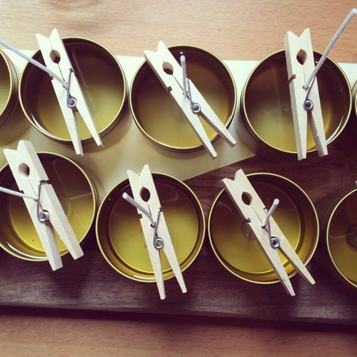 Image of Bespoke Candles and Wedding Favours